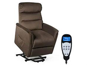 Salekraft Electric Power Lift Massage Chair Recliner Sofa