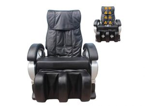 Slow Is Fast Heating Massage Chair