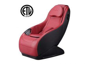 BestMassage Fully Assembled Curved Shiatsu Massage Chair