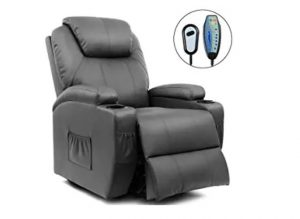 Homall Power Lift Recliner And Massage Chair