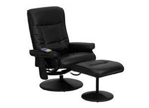 Flash Furniture Massaging Multi-Position Recliner