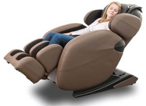 Kahuna Massage Chair Recliner LM6800 with Yoga & Heating Therapy